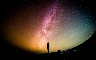 בן אדם והיקום