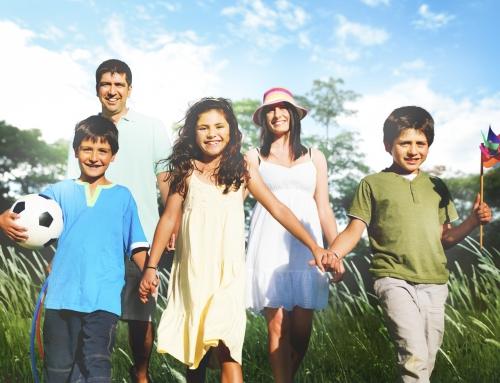 לרפא את נשמת המשפחה – קונסטלציה משפחתית